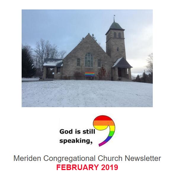 Newsletter - February 2019