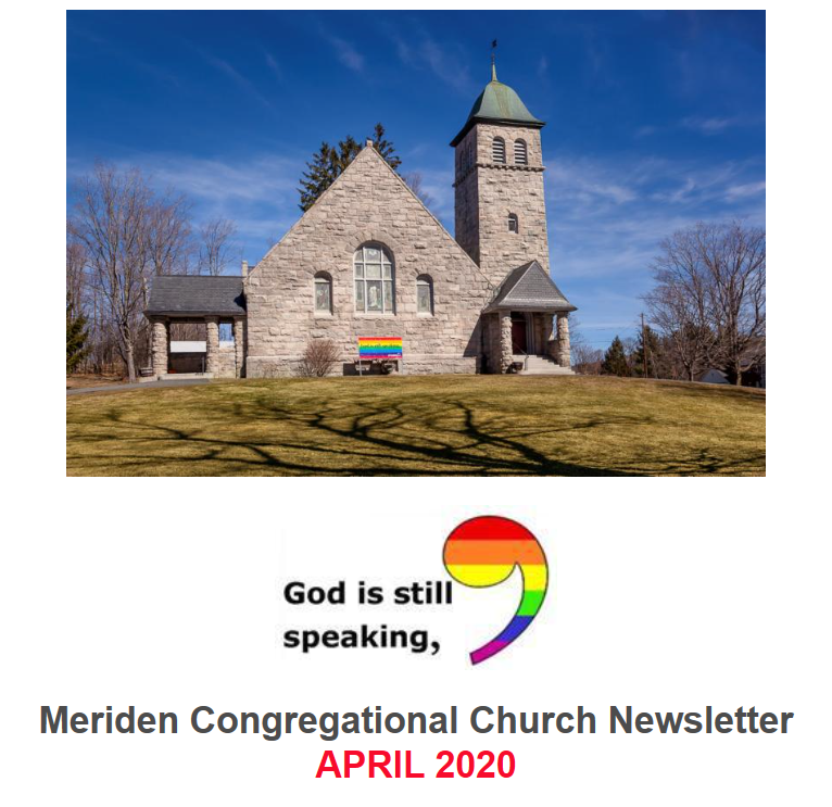 April 2019 Newsletter